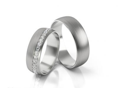 Snubní prsteny - vzor 292