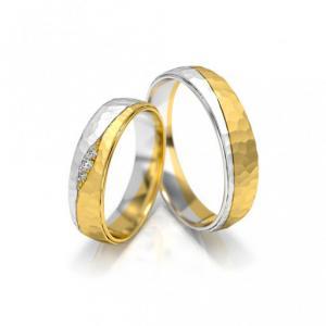 Snubní prsteny - vzor 319