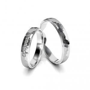Snubní prsteny - vzor 320