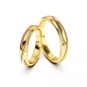 Snubní prsteny - vzor 323