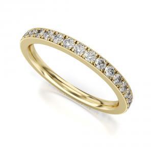 Snubní prsteny - Vzor 502