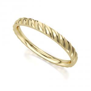 Snubní prsteny - Vzor 504