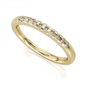 Snubní prsteny - Vzor 509