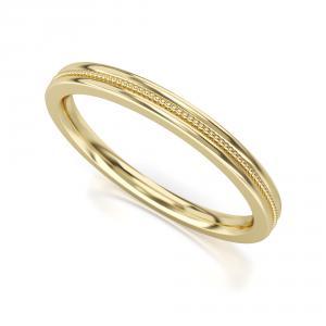 Snubní prsteny - Vzor 515