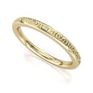 Snubní prsteny - Vzor 517