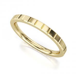 Snubní prsteny - Vzor 521