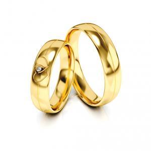 Snubní prsteny - Vzor 330